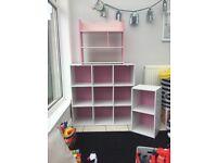 Girls nursery, bedroom furniture, GLT, Vertbaudet