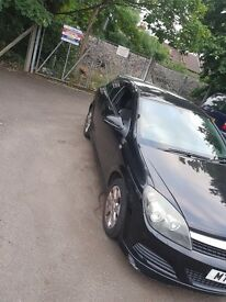 * Low mileage* Vauxhall Astra 1.4 petrol mint condition, 2 owners