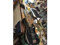 £1800?! Fender Jazz Bass Guitar 1977.