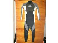 Gul G Force wetsuit junior JXL chest 78 cm