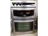 Quality Diplomat Integrated Electric Double Oven
