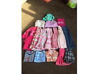 Girls age 3-4 clothes bundle