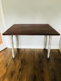Upcycled French Style Desk/Dinning Table