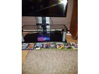 Xbox 360, kinect and 8 games