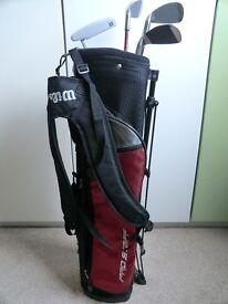 Wilson Golf Club set Pro Staff JR - very good condition