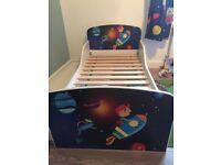 Rocket Toddler Bed