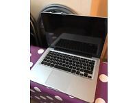 "Apple MacBook Pro 13"" laptop"