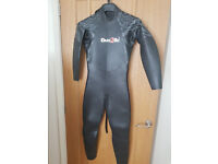 Mens 'Dare to tri' wetsuit small - open water swimming / triathlon - never used - £65