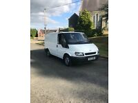 2006 transit 85/t280 psv till October solid underneath good driver