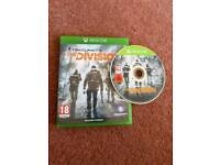 The Division ( xbox one )