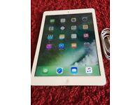 iPad Air 16gb Wi-Fi 4G silver Cellular UNLOCKED