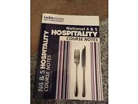 Hospitality Revision Book