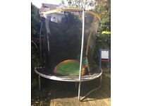 Kids trampoline free to collect
