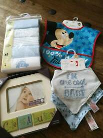 Brand new baby boy gifts