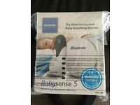 Babysense 5 Breathing & Movement Monitor, Brand New still in packagin