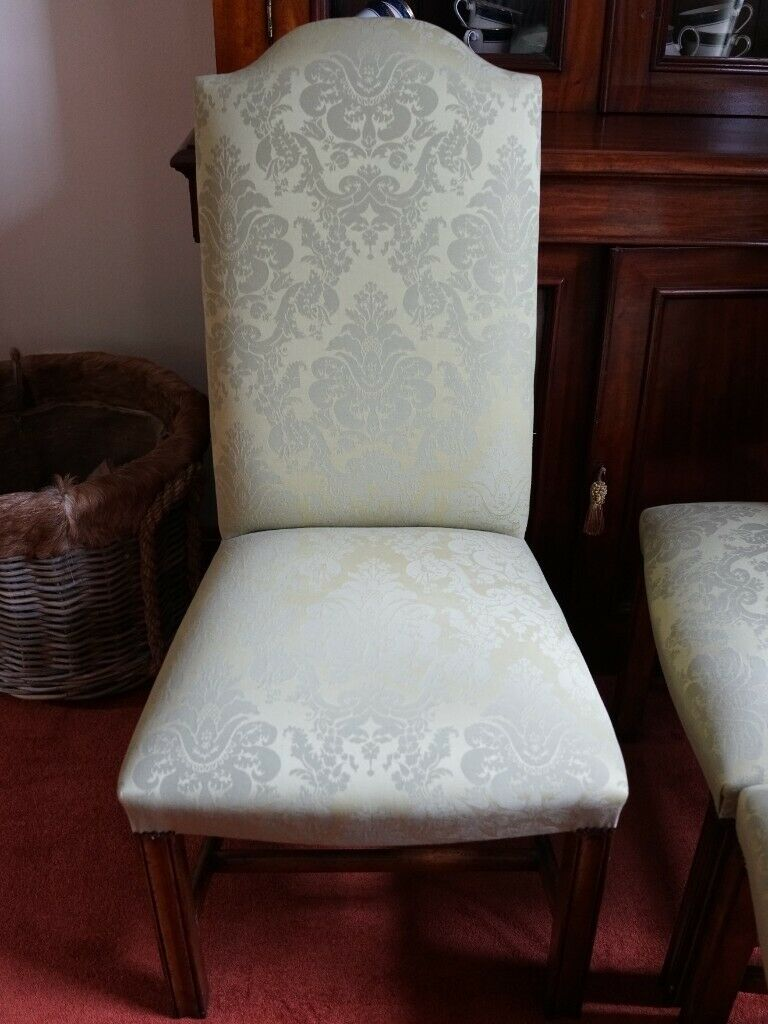 Dining Room Chairs x 8 | in Perth, Perth and Kinross | Gumtree