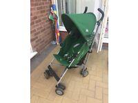 Maclaren triumph stroller / buggy / pushchair