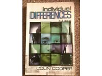 Individual differences - second edition