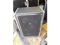 Pair of Disco Speakers 100 WATT