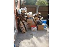 Rubbish removal services - house, garage, shed, garden waste removed