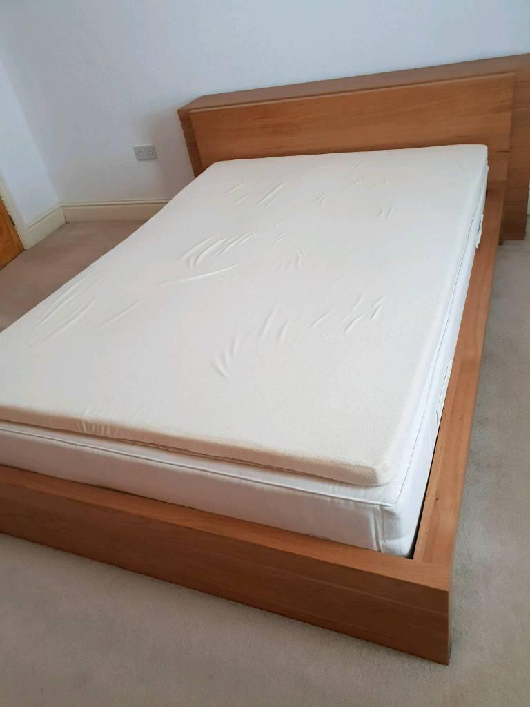 Memory Foam Double Bed Mattress Topper In Rochdale Manchester