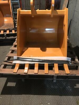 Cnh Oem 84228964 30 5-teeth Backhoe Bucket For 580n 580sn 580sn Wt 590sn