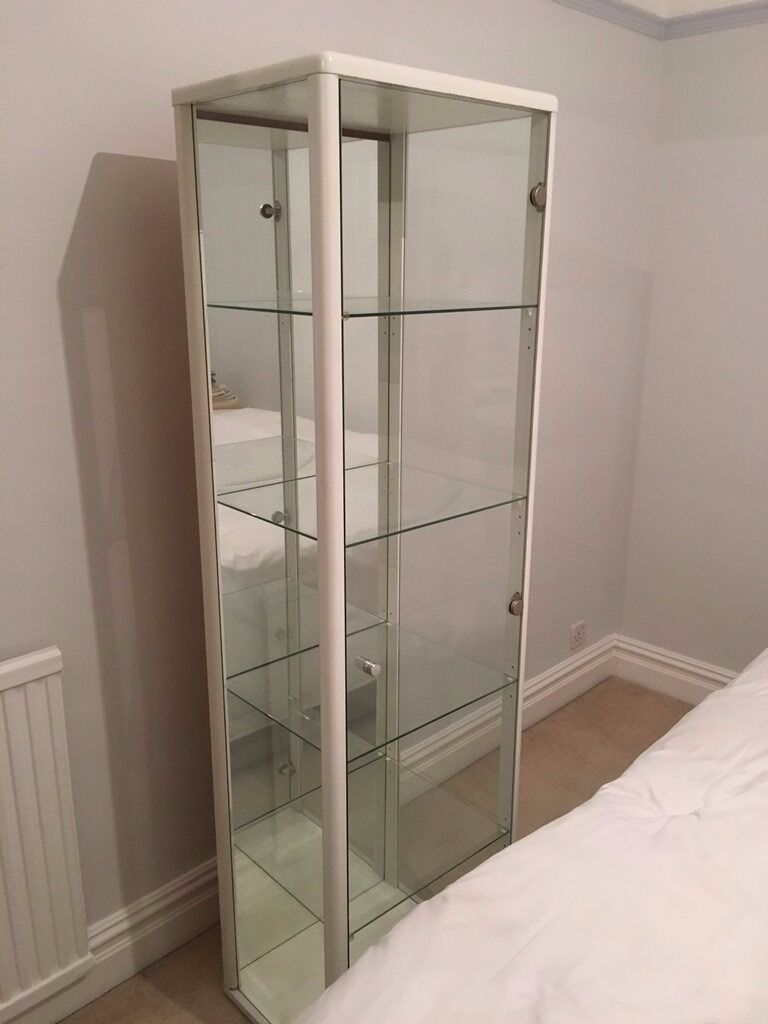 Mirror backed Glass Display Cabinet in Penylan, Cardiff Gumtree