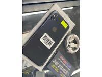 iPhone X 256gb Unlocked Black Excellent Condition