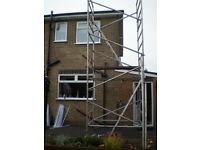 Platform Scaffold 6ft x 4ft Aluminium