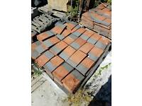 Reclaimed marley roof tiles