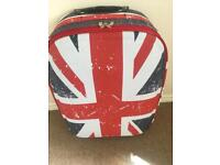 Union Jack suitcase brand new mid size
