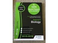 National 5 Biology Past Papers