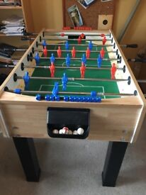 TABLE FOOTBALL TABLE , top of the range, suitable for a club or sports venue