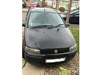 FIAT PUNTO 2002 Fix Or For Parts £100 ONO