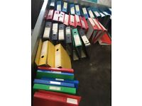 A4 Ring Binders - Job Lot of over 50 - Can split