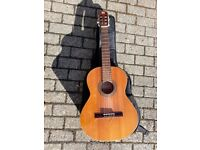 Alhambra Classical Guitar, solid top, full-size