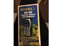 M10 Moonraker Airband Walkie Talkie reciever