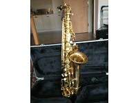 Like New condition Prelude Alto Saxophone