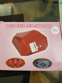 LED Nail Lamp.