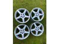 """MERCEDES CLS AMG 19"""" ALLOY WHEELS - X4 ALLOYS FOR W216 and X218"""