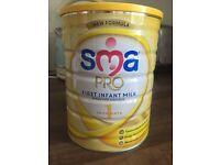 SMA First Infant Powder Milk