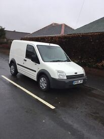Ford transit connect 1.8 tddi. 06 plate