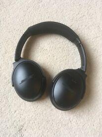 Bose Noise Cancelling Bluetooth Headphones Quiet Comfort 35