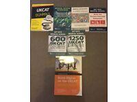 UKCAT TEST BOOKS BUNDLE (unused)