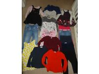 GIRLS 3-4 BUNDLE OF CLOTHES