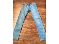 Boys/men's River Island skinny jeans size 26/30