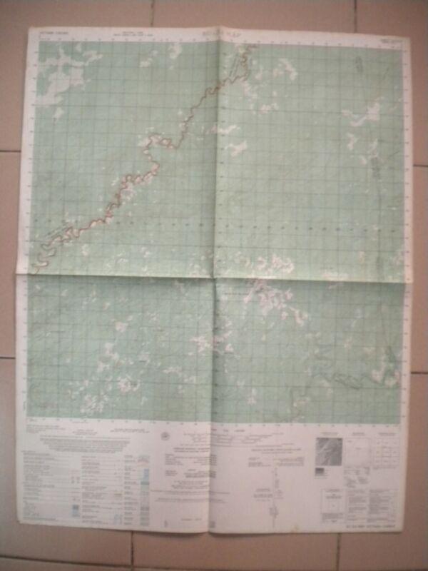 BU GIA MAP Vietnam Green Berets MACV-SOG CIDG Cambodia 6433 III
