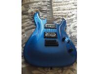 Jackson JS22 Dinky Archtop Metallic Blue