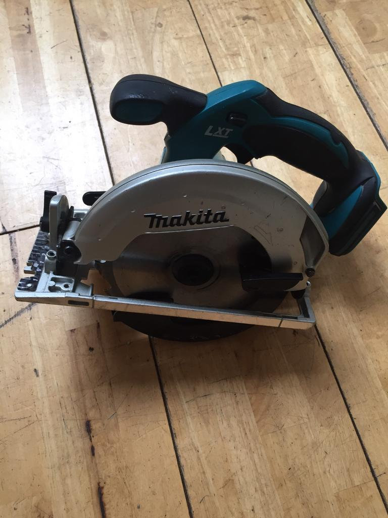 Makita 18v Skill saw
