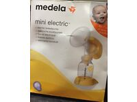 Medela mini electric breast pump - collect from Ballyhackamore